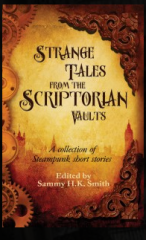 Strange Tales of the Scriptorian Vaults