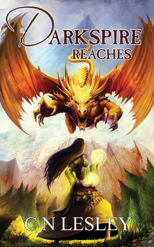 Darkspire Reaches gets amazing reveiw from Midwest  Book Review Bookwatch