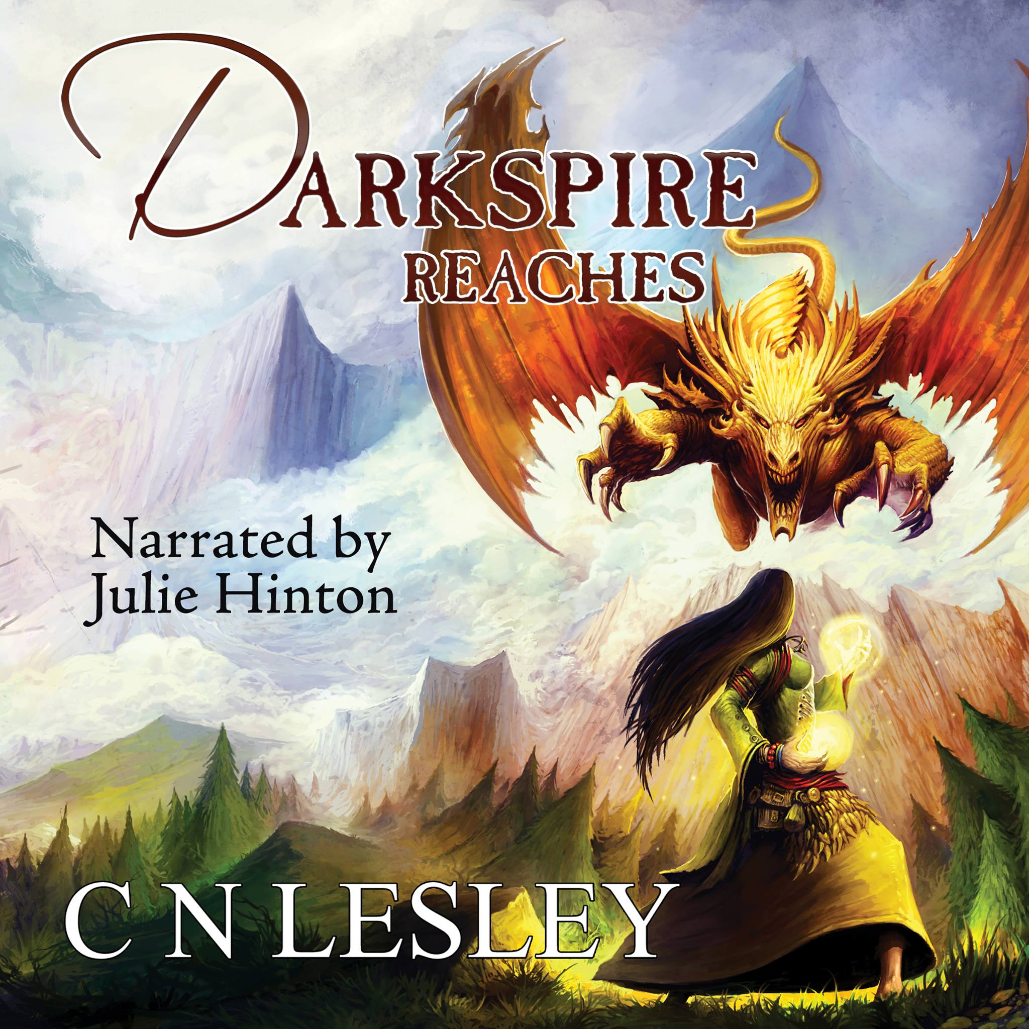 Audio darkspire reaches